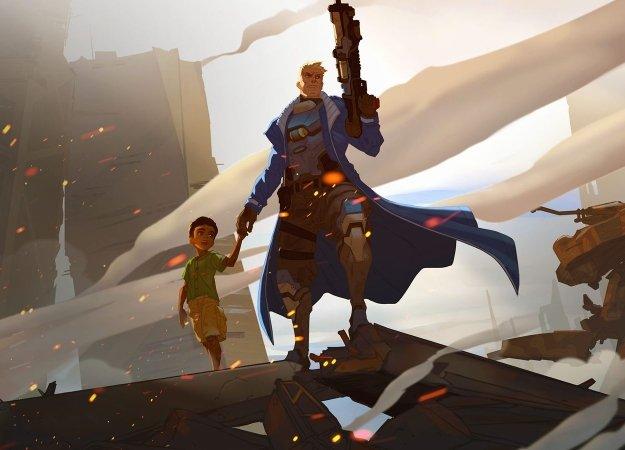 Слух: новый герой Doomfistпоявится вOverwatch уже этим летом