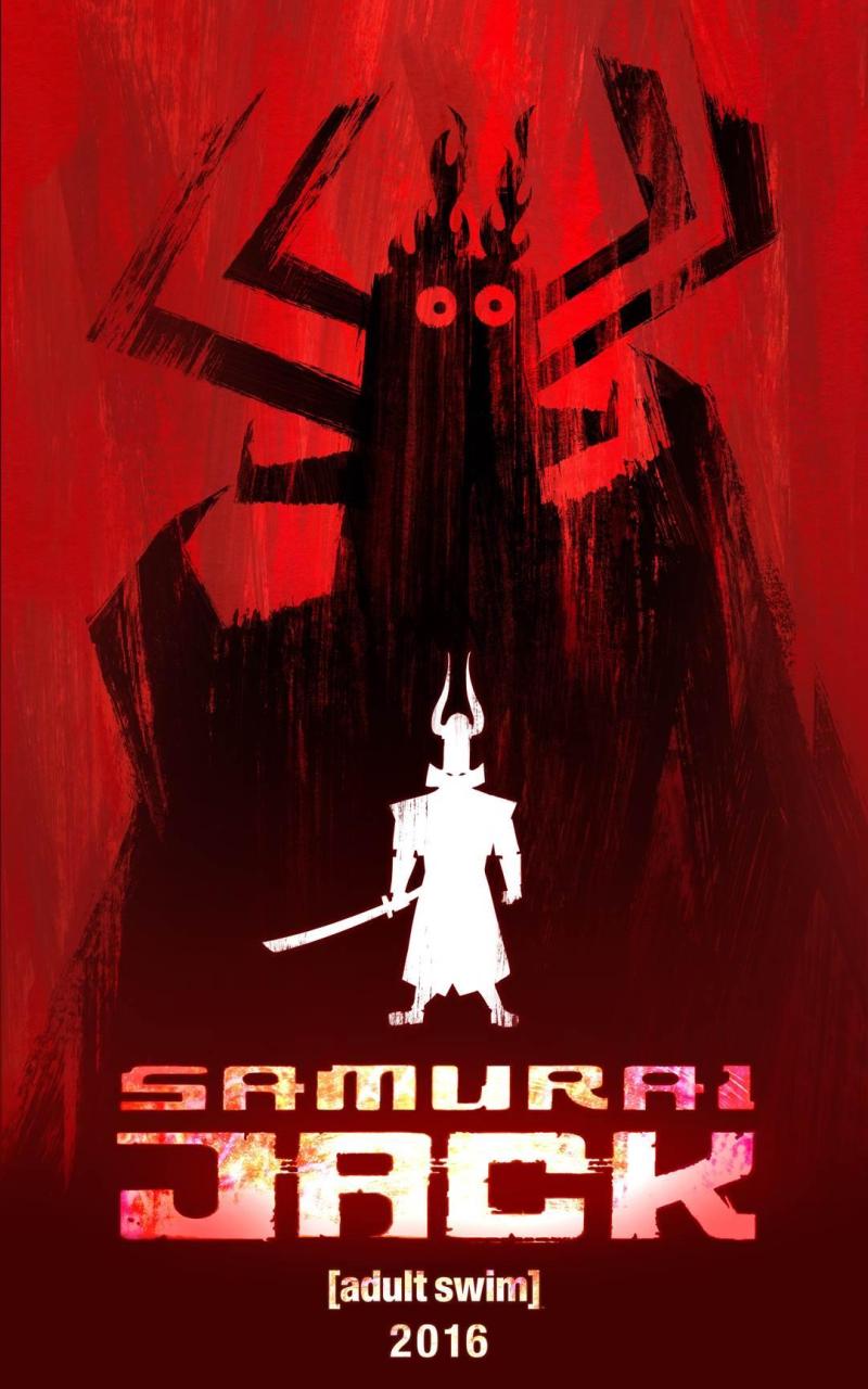 «Самурай Джек» возвращается! Пятый сезон начнут показывать в 2016 году