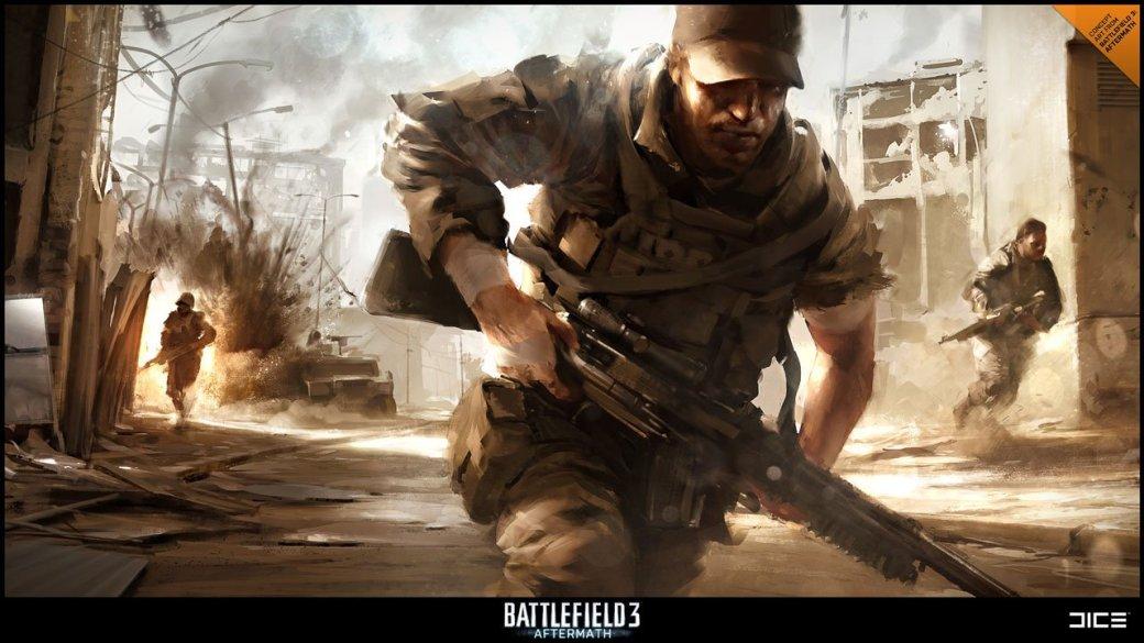 Electronic Arts отчиталась об успехе Battlefield 3 Premium
