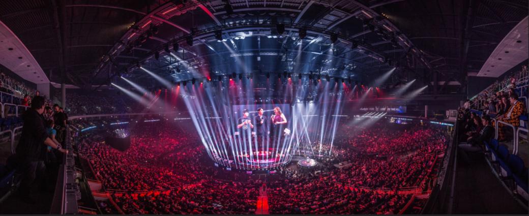Чемпионат по League of Legends посмотрели 334 миллиона раз