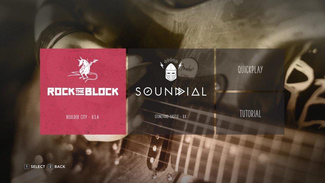 Рецензия на Guitar Hero Live