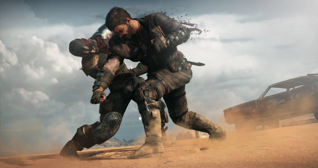 Mad Max: постапокалиптическая песочница