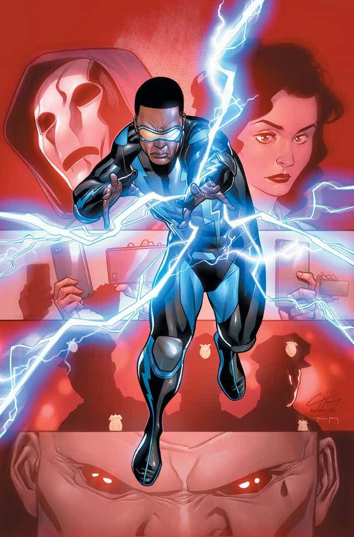 Впреддверие сериала DCвыпустит комикс про ранние годы Черной молнии