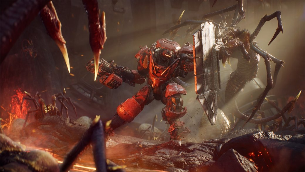 ВAnthem многие игроки видели последний шанс BioWare реабилитировать себя, нонемногие верили, что разработчики имдостойно воспользуются. После Mass Effect: Andromeda фанаты хотели увидеть «настоящую RPG отразработчиков BioWare», аимпредложили экшен вдухе Destiny: жанр нетот, вселенная новая, роботы какие-то «как везде»— недовольство понять легко. Нонесложнее понять исаму BioWare. Anthem— неизвинение за«Андромеду», ашанс возродиться изпепла, доказав, что компания нетонет, развивается, небоится делать что-то новое. Поэтому Anthem— важная игра, которую история запомнит. Хорошаяли она? Сэтим пока сложнее.