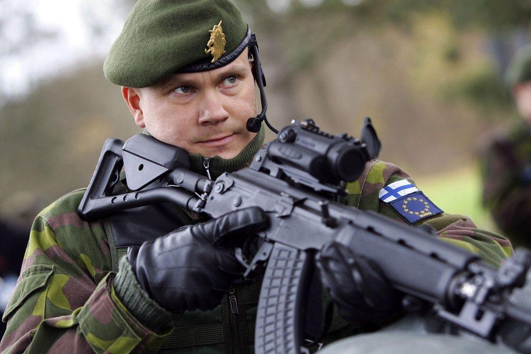 Киберспортсменов в финской армии приравняют к профессиональным спортсменам