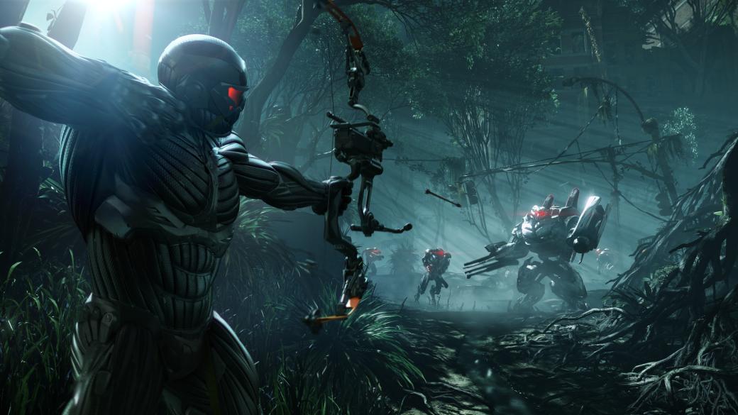 Crysis 3 официально анонсирован