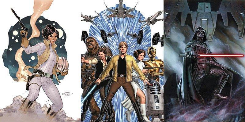 Почему вам нужно прочитать новые комиксы по «Звездным Войнам»