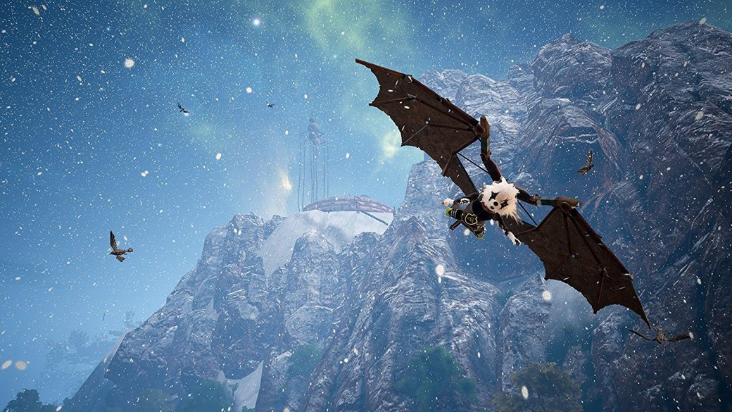 ВСеть утекли трейлер, скриншоты иподробности экшен-RPG Biomutant