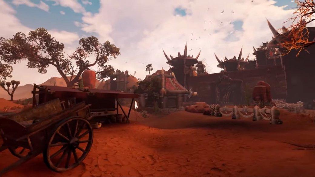 Фанат World ofWarcraft воспроизвел локации изигры надвижке Unreal Engine4. Выглядит неплохо