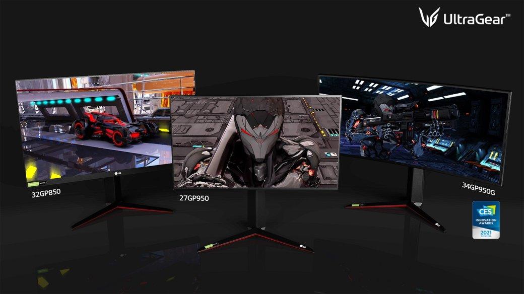 LGпредставила мониторы Ultra для игроков, программистов ихудожников