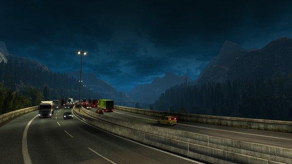В Euro Truck Simulator 2 добавят карту Франции