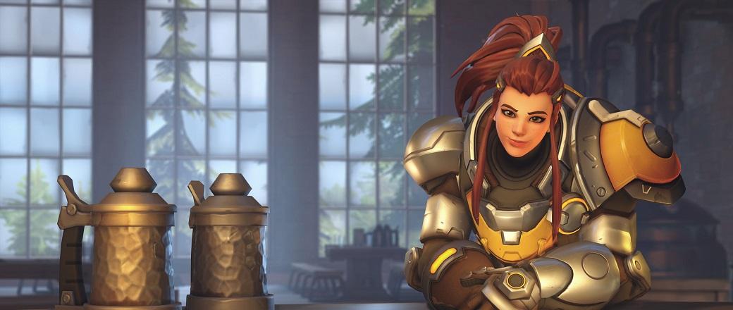 Игроки Overwatch обвиняют актрису, озвучивающую Бригитту, в плохой мете