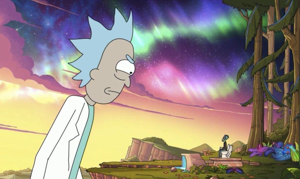18ноября вышла 2 серия 4 сезона мультсериала «Рик иМорти» (Rick and Morty). Напомню, что в2019 году нам покажут только 5 серий нового сезона— второй порции придется ждать до2020-го. Увы, сезон начался заупокой ивновой серии неточтобы сумел исправиться.