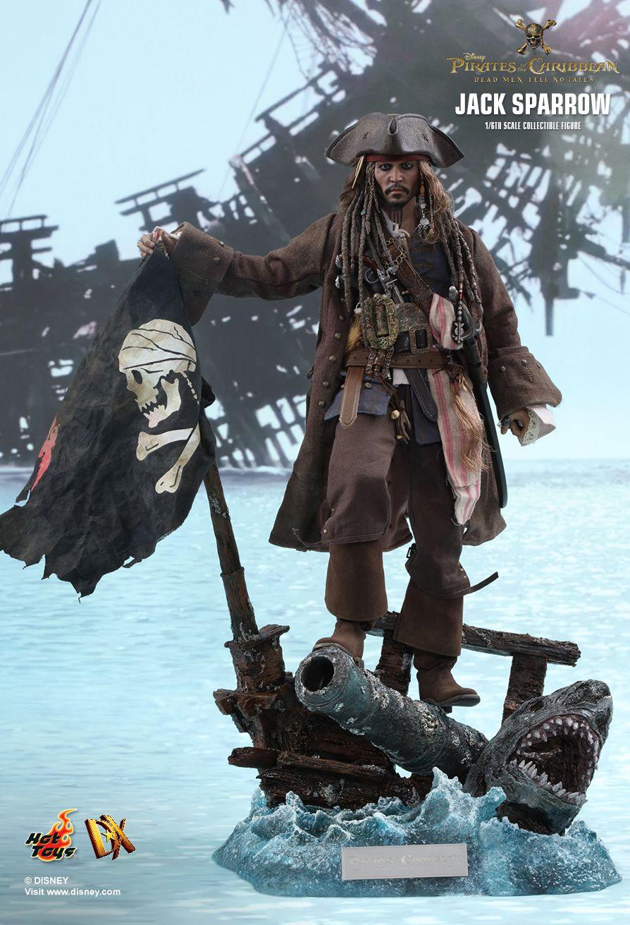 Невероятная фигурка капитана Джека Воробья. Бутылка рома прилагается!
