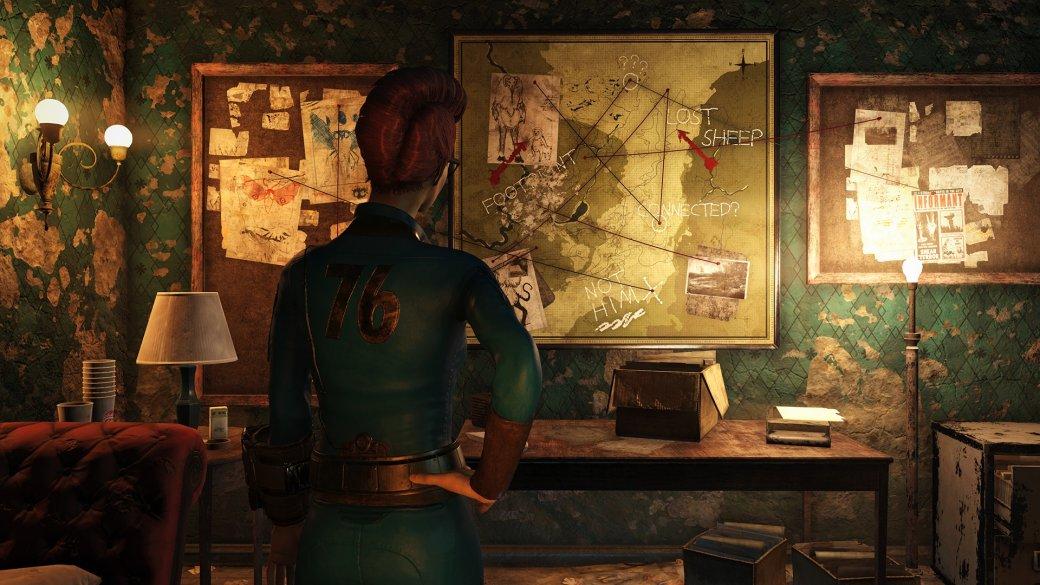 Пит Хайнс признался, что Bethesda даже не думала бросить Fallout 76, несмотря на серьезные трудности