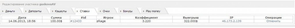 Российская команда попалась на ставках в букмекерской конторе