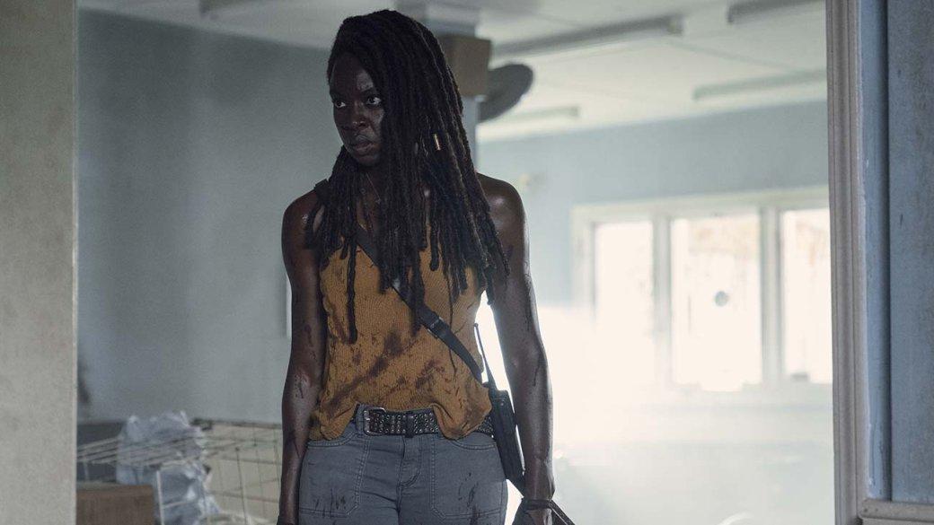 Унового эпизода «Ходячих мертвецов» (The Walking Dead) есть шанс стать самым эффектным запоследний сезон, атоинесколько. Создатели показали нам альтернативное прошлое Мишонн, асамой героине дали шанс насветлое будущее.