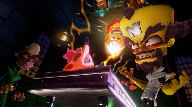 «Хорошо, носложно»— критики хвалят Crash Bandicoot N.Sane Trilogy