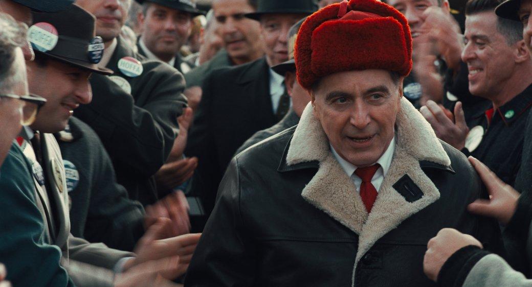 Каким получился «Ирландец»— потрясающий 3,5-часовой итог всего криминального кино Мартина Скорсезе