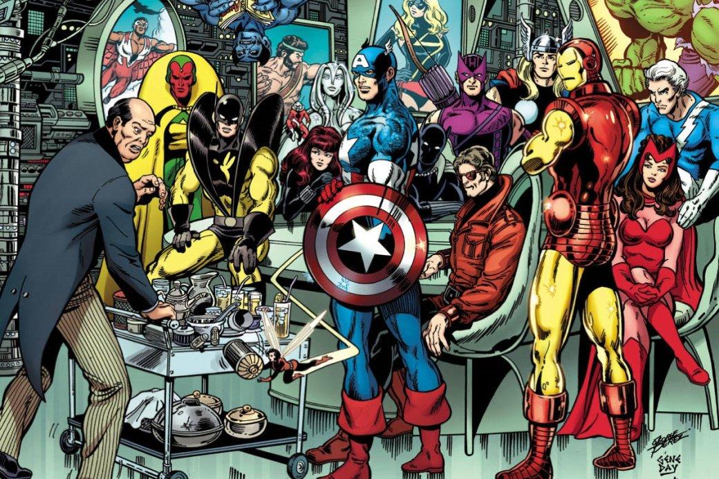 Издательство Marvel выпустило юбилейный комикс Marvel #1000, приуроченный квосьмидесятилетию издательства. Внем раскрывается одна изсамых больших тайн вселенной, апопутно представлены истории самых разных персонажей изразличных преиодов его истории.