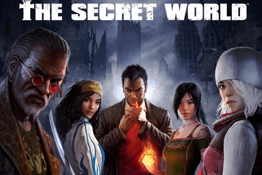 Джонни Депп делает сериал по печально известной MMO The Secret World