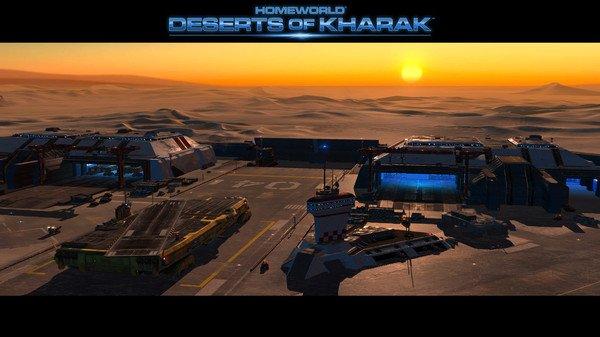 Homeworld: Deserts of Kharak вышла в Steam