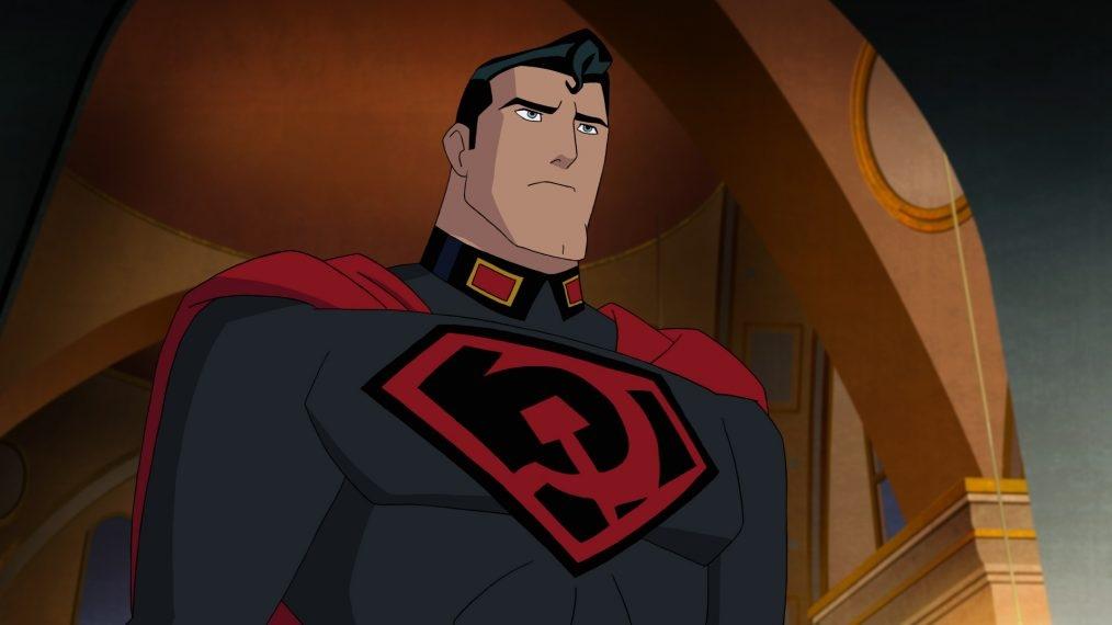 Супермен с серпом и молотом на груди – первый взгляд на «Красного сына»