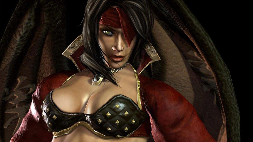Вэкранизации Mortal Kombat появится вампирша Нитара. Известна актриса