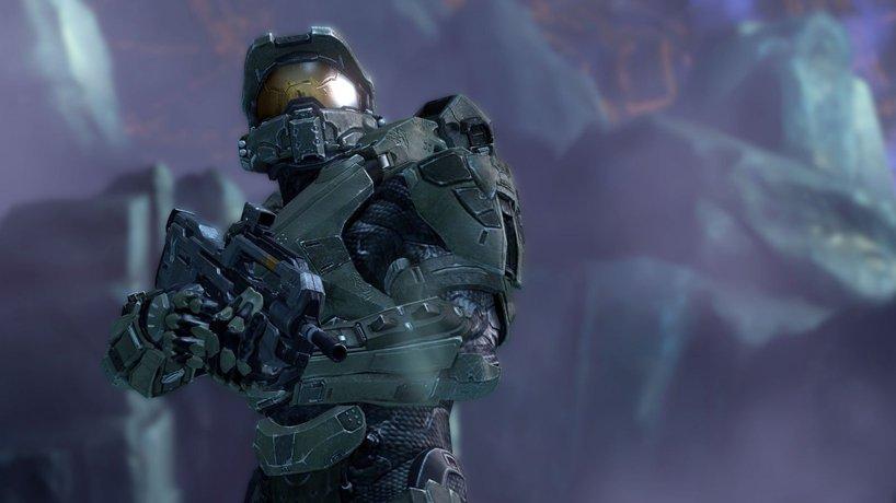 В Сеть просочились первые скриншоты Halo 4