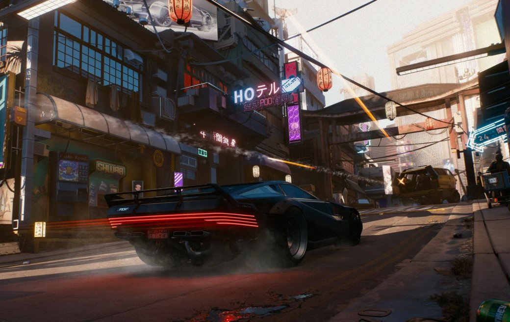 10 лучших игр 2020. 6 место. Cyberpunk 2077 — лучшая игра не этого года