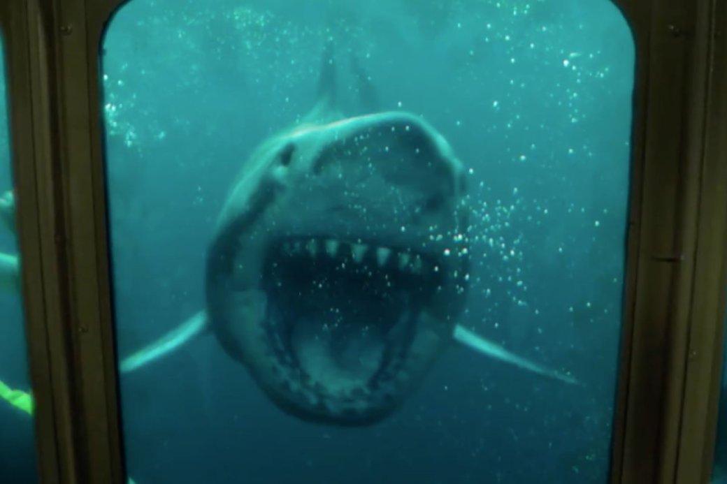 Вкино вышел фильм «Синяя бездна 2» (47 Meters Down: Uncaged)— картина очетырех подругах, которые вовремя дайвинга столкнулись сакулами, желающими ими полакомиться. Ночто кардинально нового может представить этот концепт?