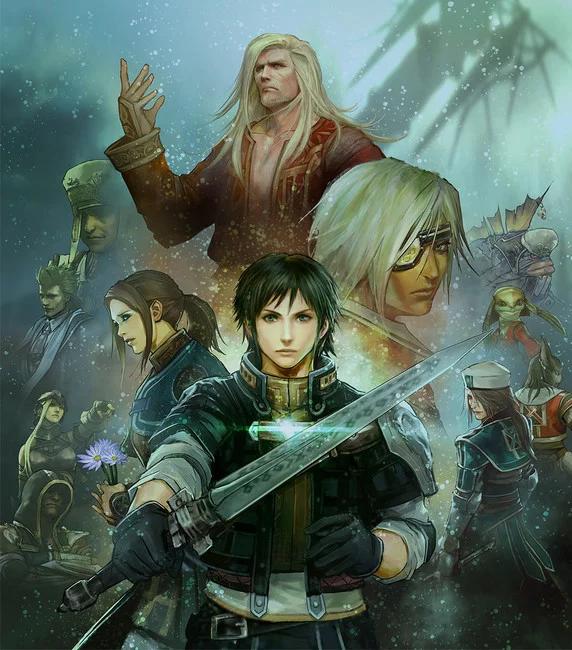 Square Enix выложила красочный релизный трейлер The Last Remnant Remastered