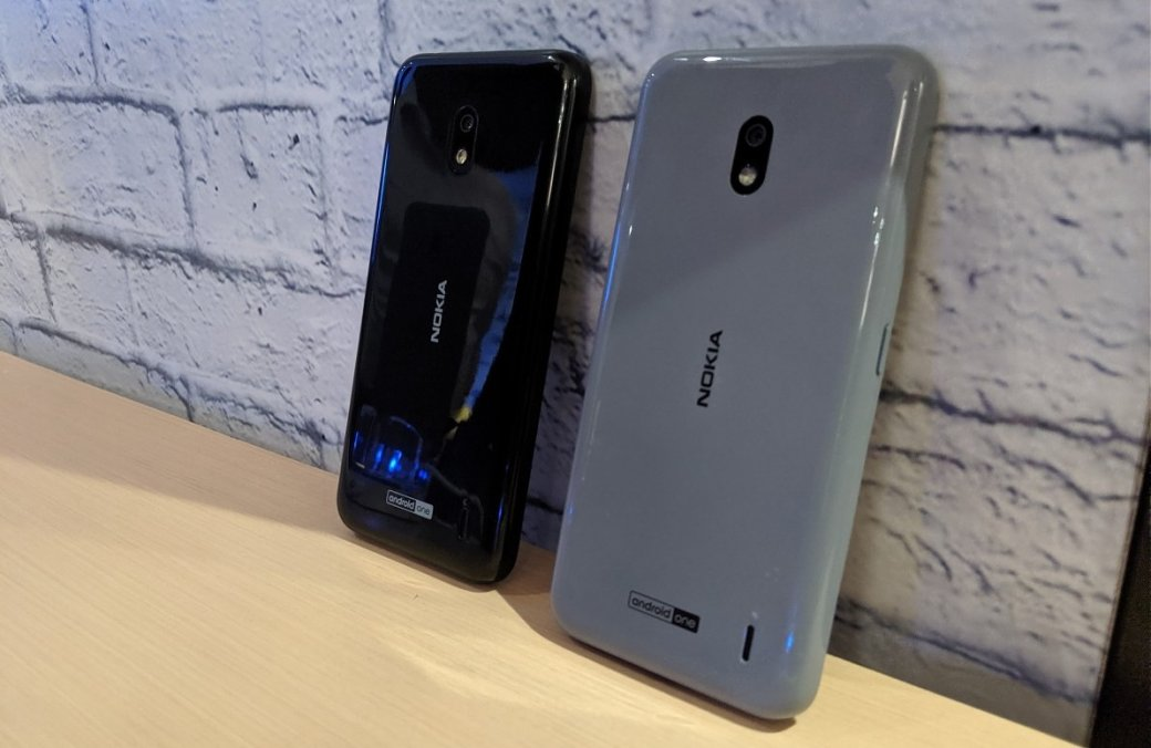 Nokia2.2 представили официально: ультрабюджетный конкурент Redmi GoиRedmi 7A