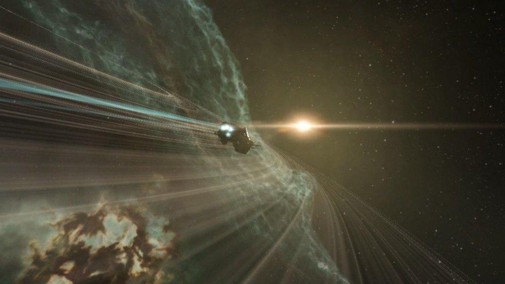 Пополкам: EVE Echoes— все такойже огромный космос смассой возможностей, нотеперь насмартфонах
