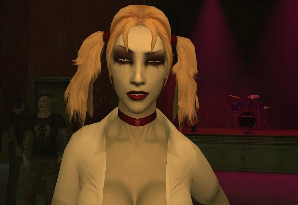 Апомните Vampire: The Masquerade— Bloodlines?