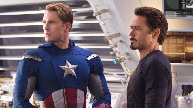 Роберт Дауни может учинить Гражданскую войну в «Первом мстителе 3»