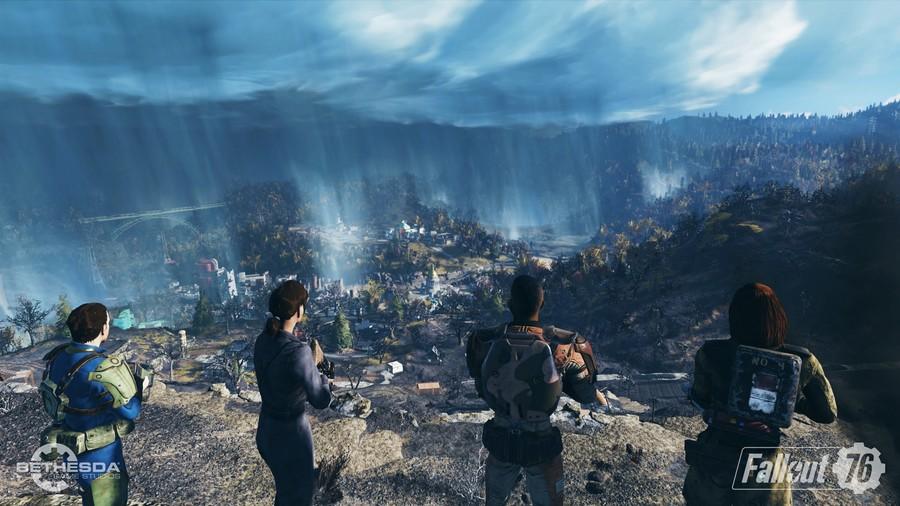 Авторы Fallout 76 уверяют, что в игре совсем необязательно объединяться в группы