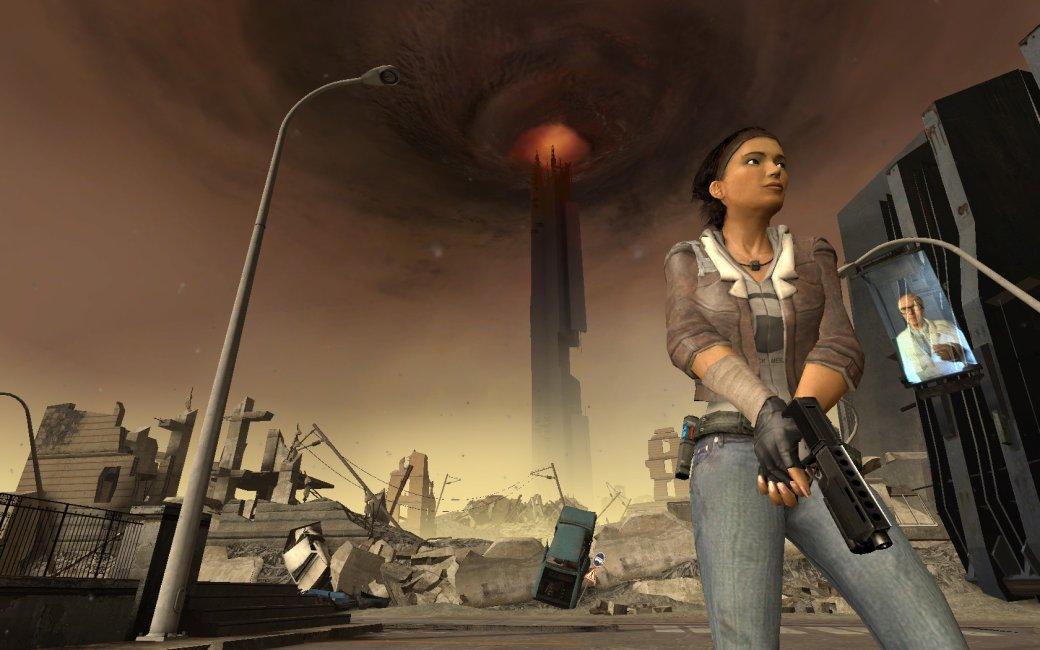 Half-Life 2— 15лет! Начем закончилась история Гордона Фримена ичем она могла продолжиться?