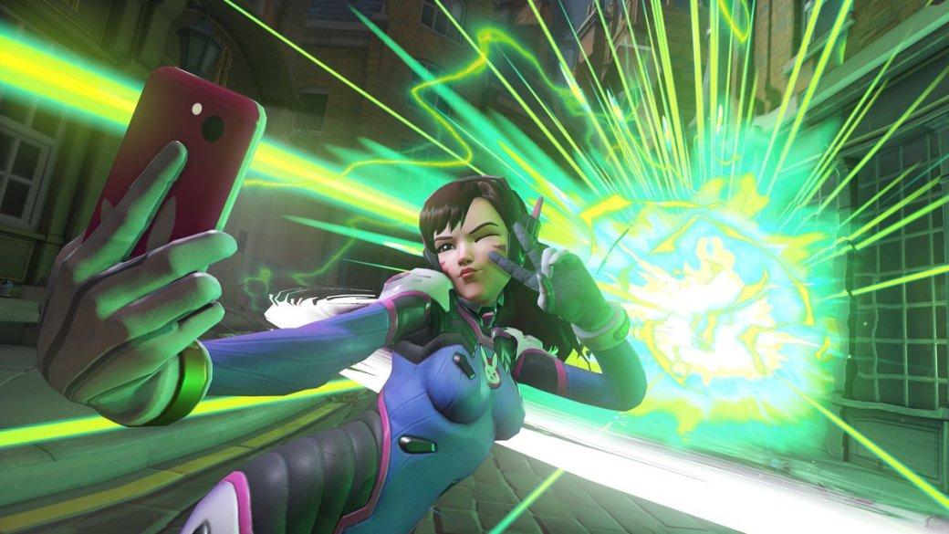 Игроки Overwatch нашли в файлах игры K-POP танец D.Va без мехи