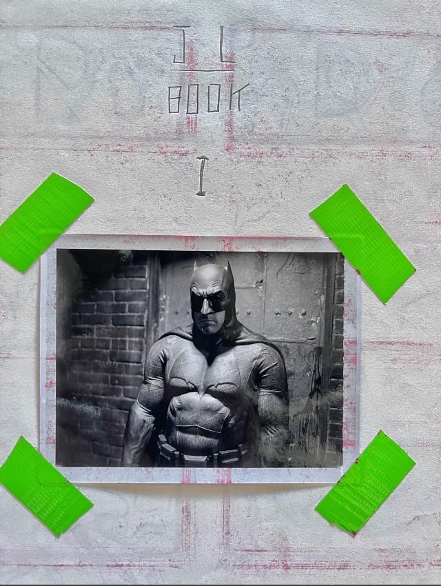 Зак Снайдер поделился фото сБэтменом изрежиссерской «Лиги справедливости»