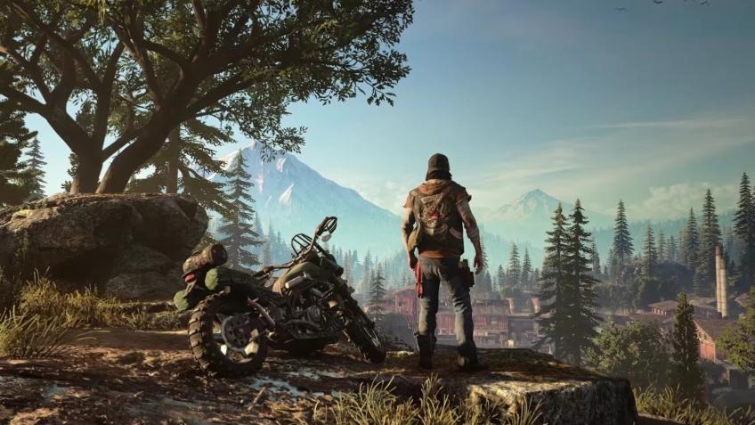 Разработчики Days Gone рассказали об особенностях путешествия в игре на байке