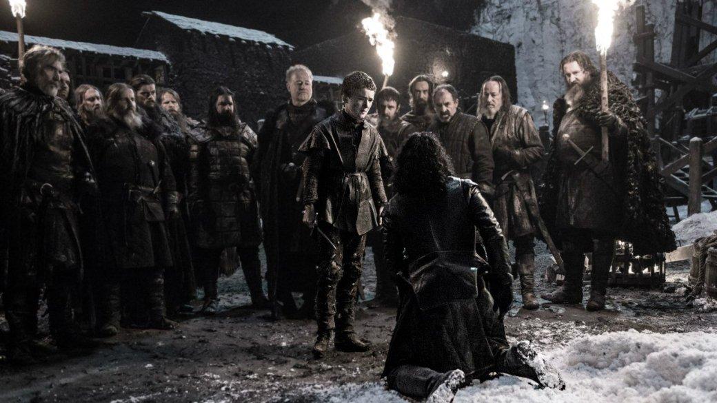 Объяснено: Как ожил Джон Сноу в«Игре престолов»?