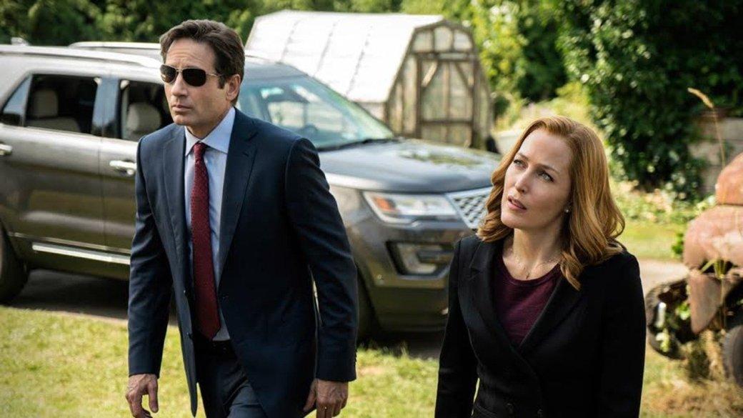 Картер объяснил, почему новые The X-Files показывают не по порядку
