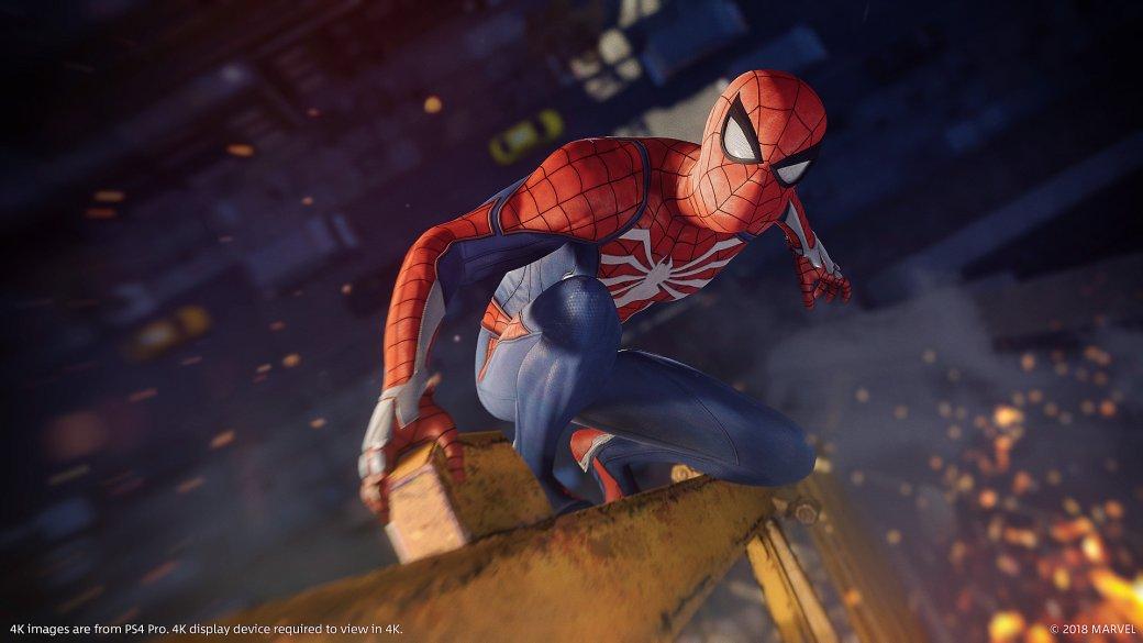 Спойлеры! Какие персонажи появились в официальном приквеле Spider-Man для PS4