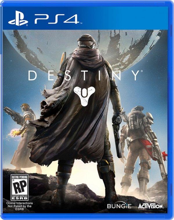 В сети появился box-art игры Destiny