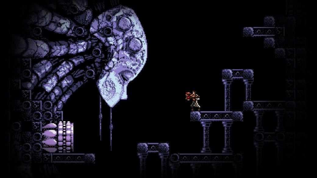 Epic Games Store бесплатно раздает метроидванию Axiom Verge