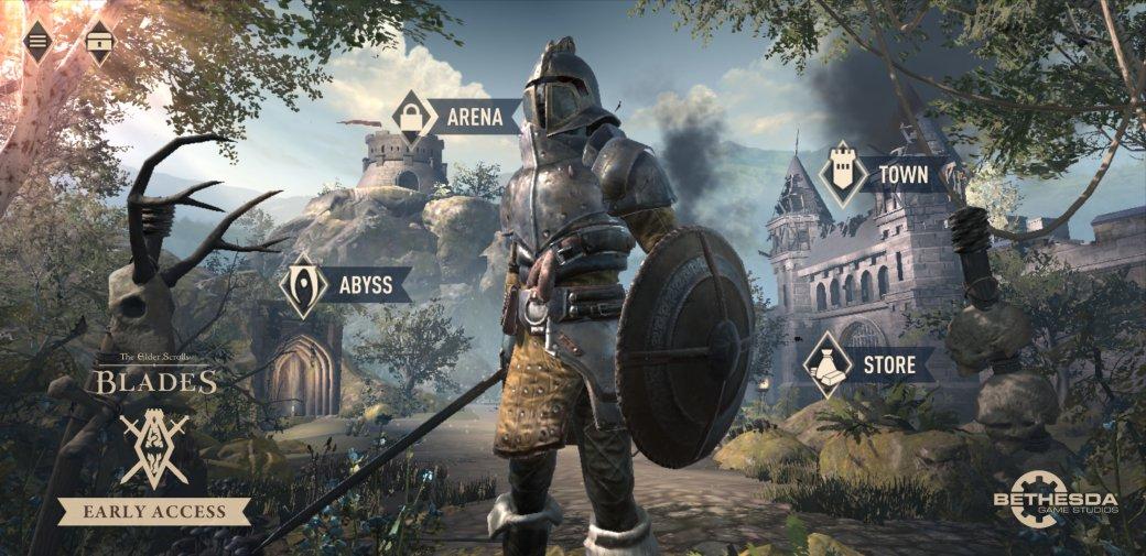 The Elder Scrolls: Blades теперь доступна воткрытом доступе для всех желающих