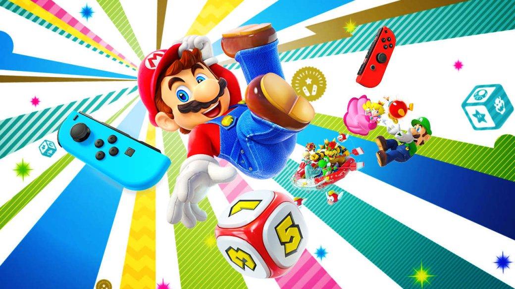 Серия Mario Party наконец-то пришла на Switch, потеряв отчего-то цифру в названии. Одиннадцатая часть, получившая название Super Mario Party, наконец возвращает классические доски в духе настолок, в последний раз появлявшиеся в основной линейке в Mario Party 8 в далеком 2007 году.