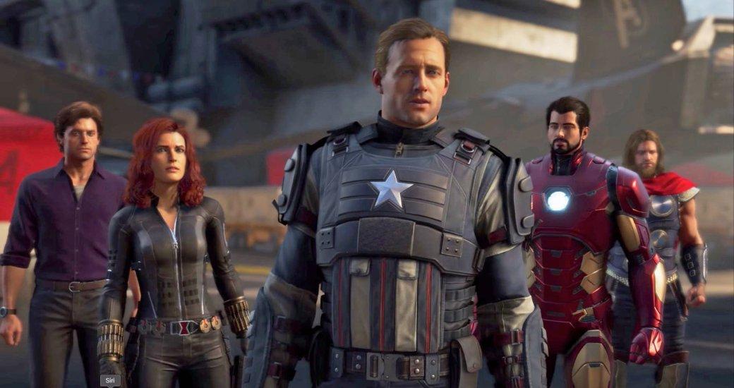 Демонстрация Marvel's Avengers наGamescom 2019 была довольно занятной— журналистам сначала дали поиграть, апотом уже провели получасовую презентацию, где объясняли, что кчему. Странный ход, ведь некоторые представители прессы уходили после получаса игры свидом честно выполненного долга, даже непотрудившись узнать, очемже рассказывают засоседней дверью.