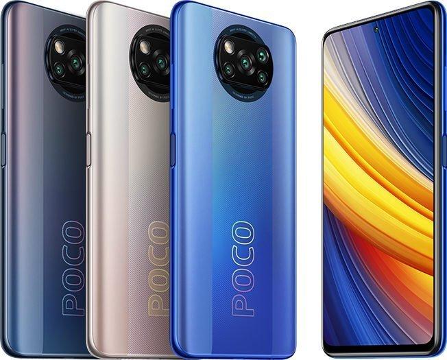 ВРоссию приехал хитовый смартфон Poco X3 Pro